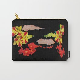 Melting Women and Orchids Carry-All Pouch