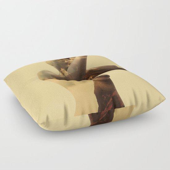 Goldie Floor Pillow
