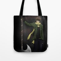 hetalia Tote Bags featuring It's worth it  by Manos-Art