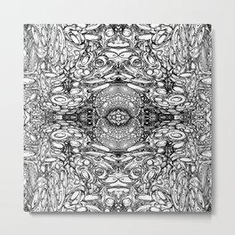 Electric Morph Quad wonderland Metal Print