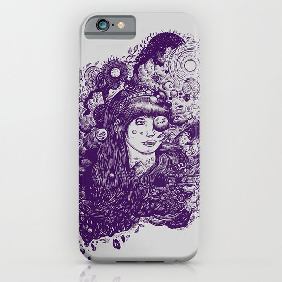Look At The Light iPhone & iPod Case