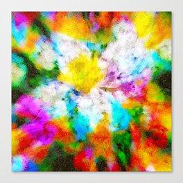 Florescence Canvas Print