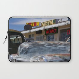 Vacancy on Route 66 Laptop Sleeve