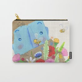bee friends Carry-All Pouch