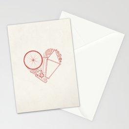 Love Bike Stationery Cards