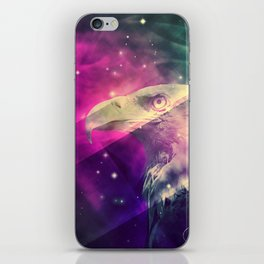 They chose to fly iPhone Skin
