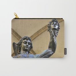 Perseus Slays MEDUSA Carry-All Pouch