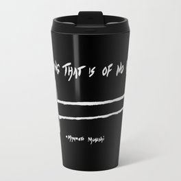 Soul of Musashi Travel Mug