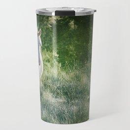 Ghostly Beauty Travel Mug