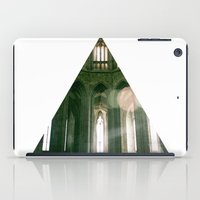 religious iPad Cases featuring Thank god, I'm not religious. by Kilian Guenthner