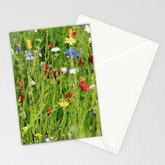 Colourful Garden - JUSTART © Stationery Cards