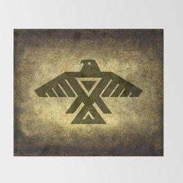 The Thunderbird Throw Blanket