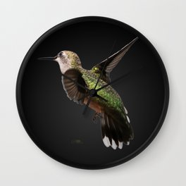 My Hummer Friend Wall Clock