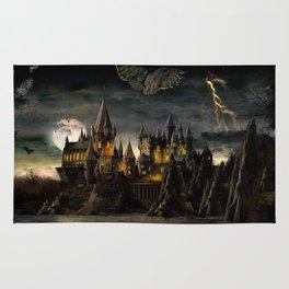 Hogwarts Night Rug
