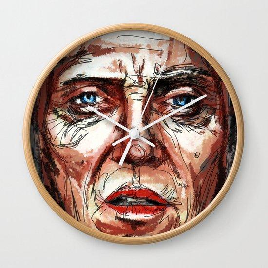 Walken Wall Clock