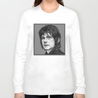the hobbit Long Sleeve T-shirts featuring HOBBIT by zinakorotkova