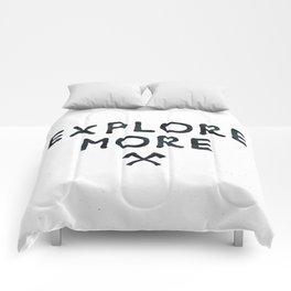 Explore More Quote Black and White Comforters