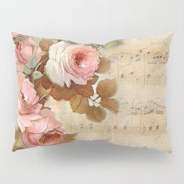 Vintage Music #5 Pillow Sham