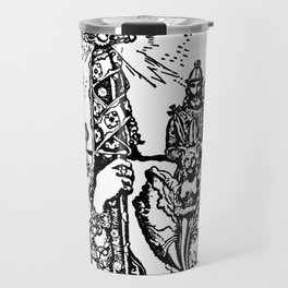 Excalibur the Sword Travel Mug
