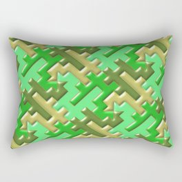 Geometrix 109 Rectangular Pillow