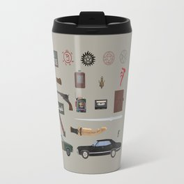 Supernatural (2015) Travel Mug