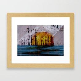 Spunups Framed Art Print