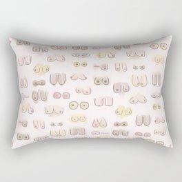 Hakuna your tatas Rectangular Pillow