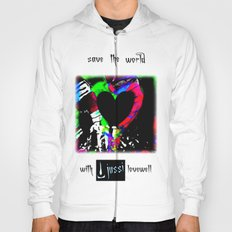 Profits for Charity - Room For A Heart Hoody