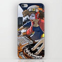 Salt 'n' Peppa iPhone Skin