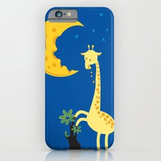 The Delicious Moon Cheese Slim Case iPhone 6s