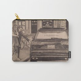 """""""Christian and Ana"""" Car - Fifty Shades Darker Carry-All Pouch"""