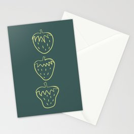 Berry Pleased Pattern No 19 Stationery Cards