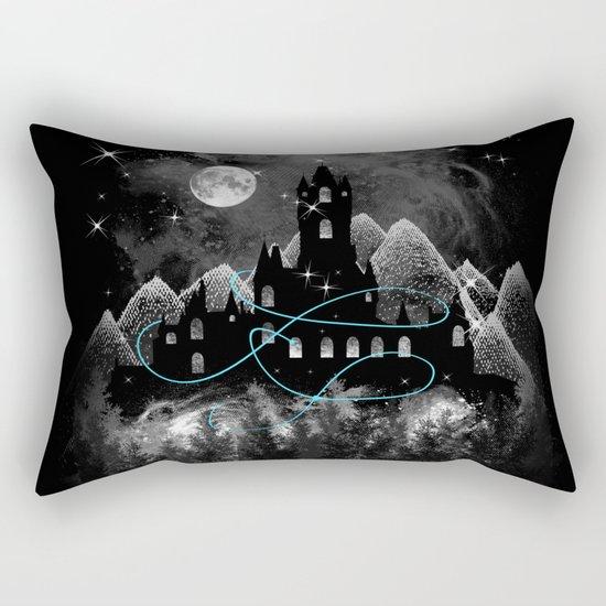 The Hidden Kingdom Rectangular Pillow
