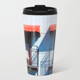 Balconies For Two Travel Mug
