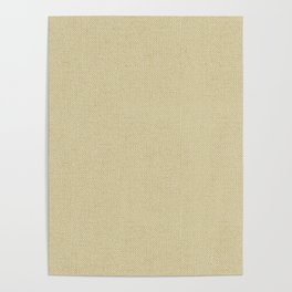 Simply Linen Poster