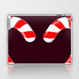Candy Cane! Laptop & iPad Skin