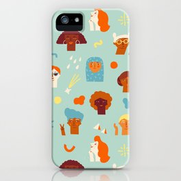 We are women iPhone Case