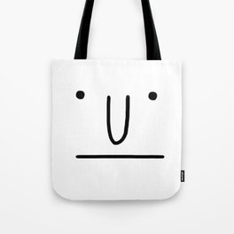 Classic Face Tote Bag
