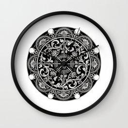 EP.  HYPNOTICSKULL III Wall Clock