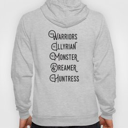The Dreamers - ACOMAF Hoody