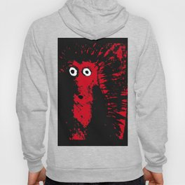 The Misunderstood Hedgehog Hoody
