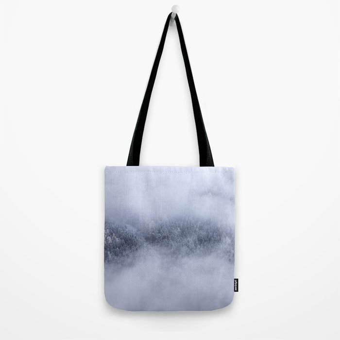 Beneath The Fog Tote Bag