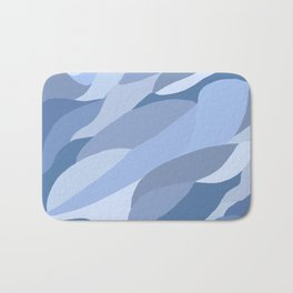 Just Blue Bath Mat