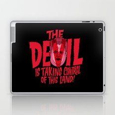 The Devil and Lee Bright  Laptop & iPad Skin
