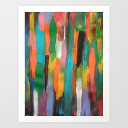 In The Hall Of The Mountain King Art Print