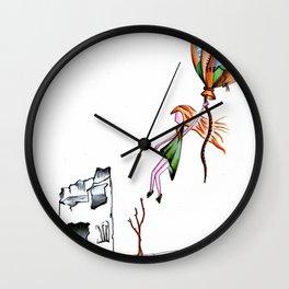 Something more than talking Wall Clock