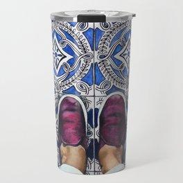 Art Beneath Our Feet - Ancona, Italy Travel Mug