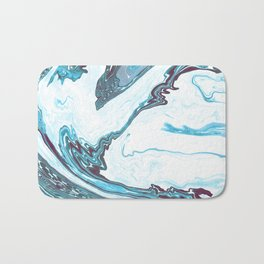 marble_no.1 Bath Mat