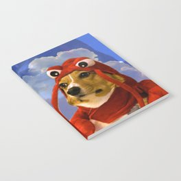 Lobster Corgi Notebook
