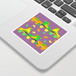 Fruit Roll Sticker